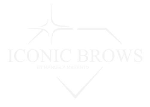 Iconic Brows Logo White
