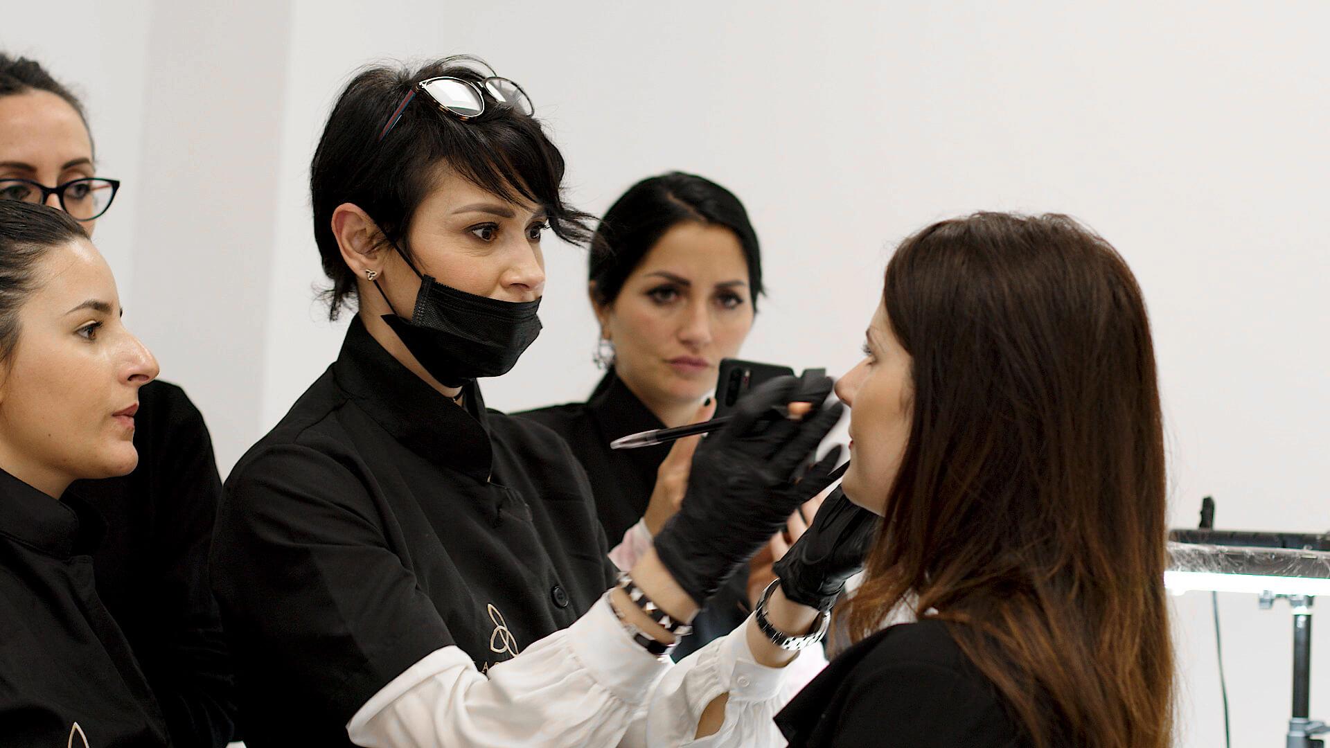 Manuela Maranto Permanent Makeup Master Microblading