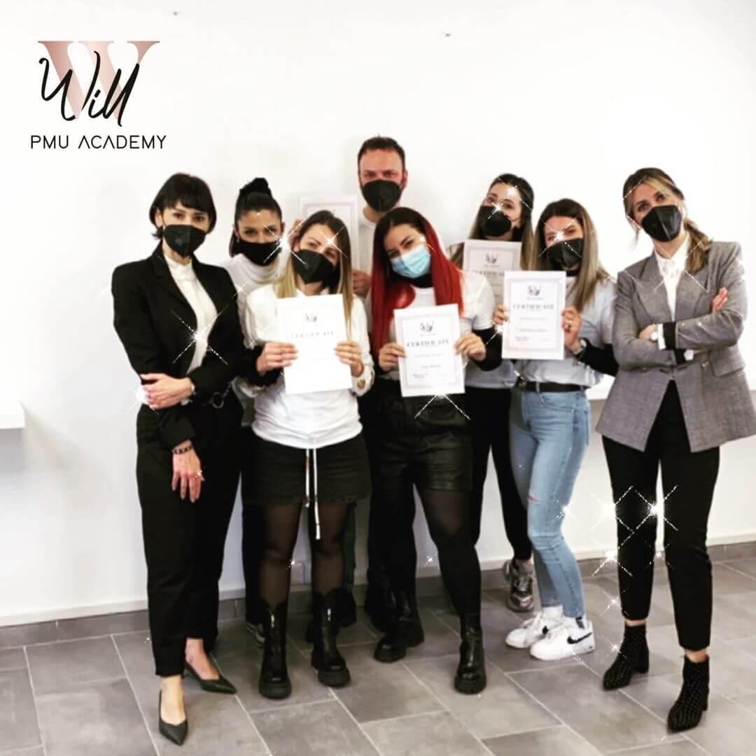 Corsi Microblading 8 - Corso PMU Microblading Roma Formazione Will Academy